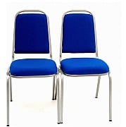 Oxford Banquet Chairs Linking (Pack of 4)