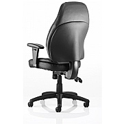 Galaxy Leather Executive Operator Chair