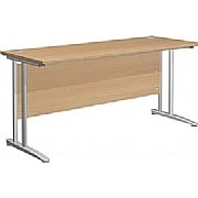 Arena Contract Shallow Cantilever Desk