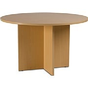 Infinity Round Meeting Table