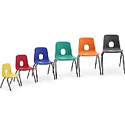 E-Series Polypropylene Chairs