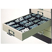 Silverline Multi Drawer Plastic Compartments(Pack of 5)