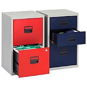 Bisley A4 Home Office Filing Cabinets