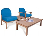 Deluxe Solid Beech Wooden Reception Chair
