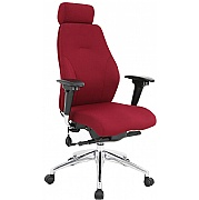 Platinum 24-7 High Back Posture Office Chair