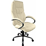 Geneva II Leather Manager Chair