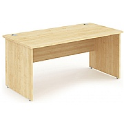 Arran Rectangular Panel End Desks