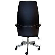 Brooklyn Leather Faced Manager Chair