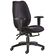 Rome 24 Hour Ergonomic High Back Operator