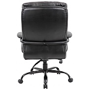 Luxor 27 Stone Heavy Duty 24 Hour Leather Faced Manager Chair