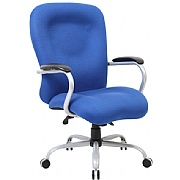 Luxor 27 Stone Heavy Duty 24 Hour Fabric Managers Chair