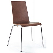 Drop Wooden Bistro Chair (Pack of 4)