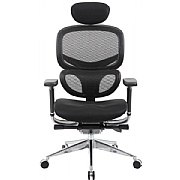 Ergo-Mesh 24 Hour Office Chair With Air Mesh Seat & Headrest