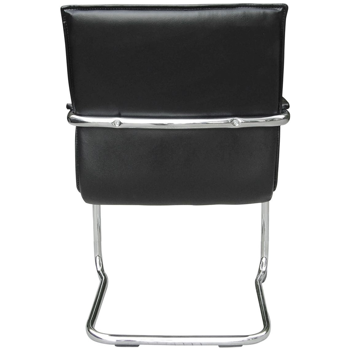 Essence Leather Visitor Chair Pack Of 2 From Our Office