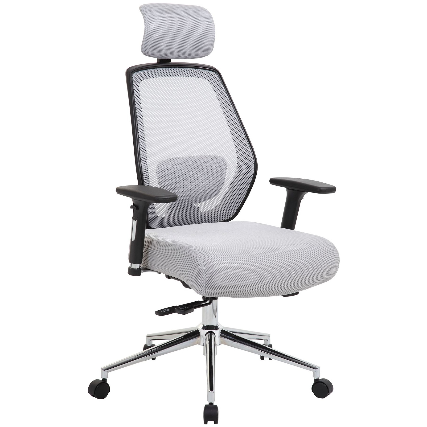 Ergo Task Ultimate Mesh Office Chair With Posture Sprung Seat